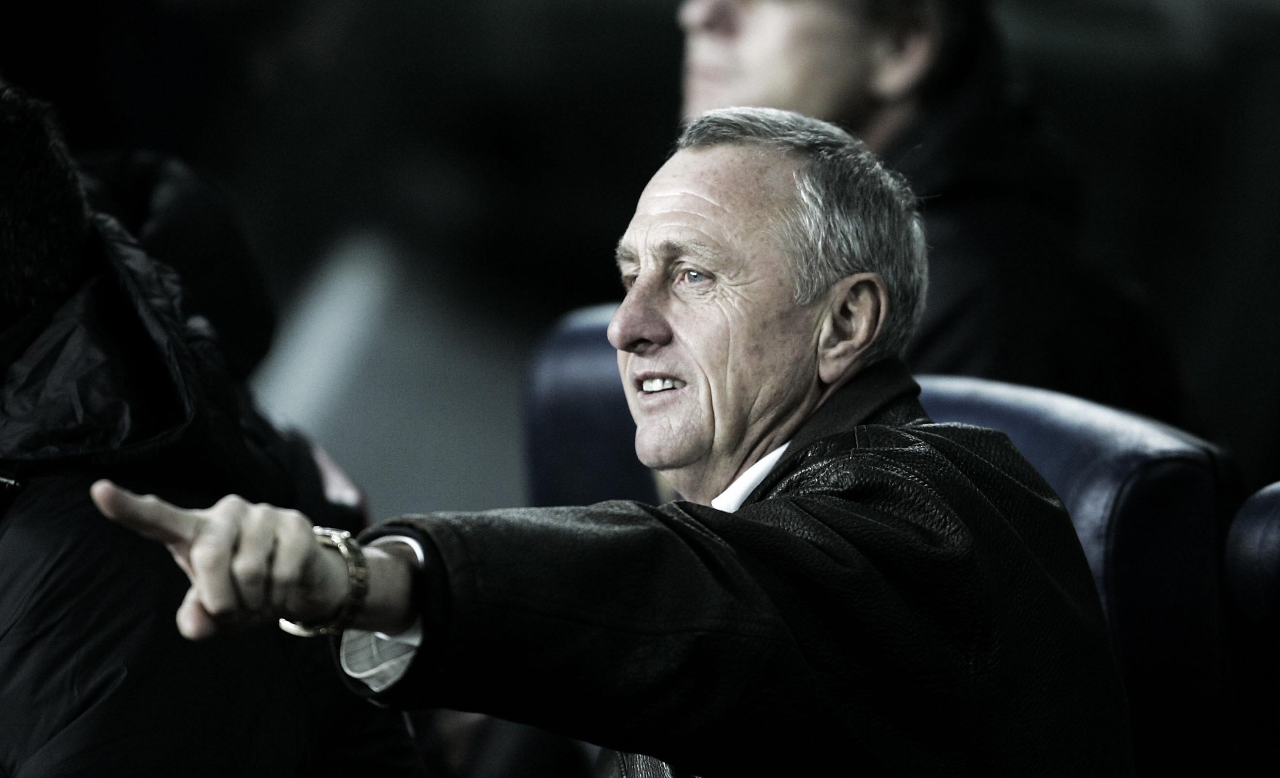 """Johan Cruyff: """"Entiendo a Guardiola, si uno no se ve con fuerza, lo mejor es dejarlo"""""""