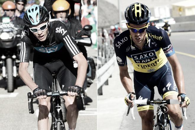 Les favoris du Tour de France 2013