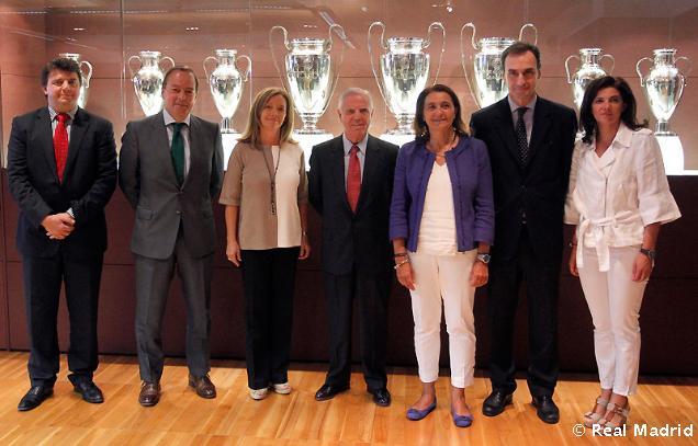 Expansión deportiva del Real Madrid en Estados Unidos