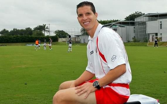 El naturalizado Gabas fue convocado por Costa Rica para juego ante Gales