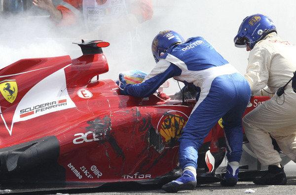 A cicatrizar las heridas en Monza