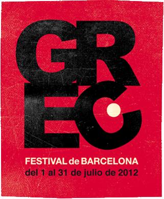 126.000 espectadores en el festival el GREC 2012