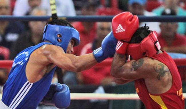 Boxeo - Venezuela: Gabriel Maestre avanza a los cuartos de final en peso mediano