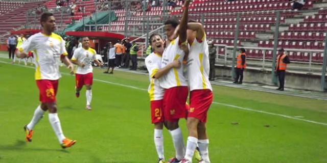 Deportivo Anzoátegui se llevó la victoria en su visita al Metropolitano de Cabudare