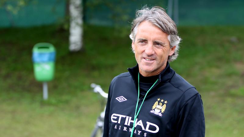 Mancini renueva por 5 años con el Manchester City
