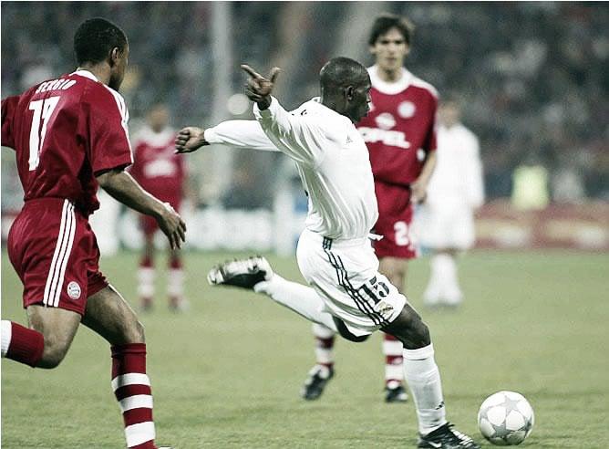 Yo jugué en el Real Madrid: Geremi