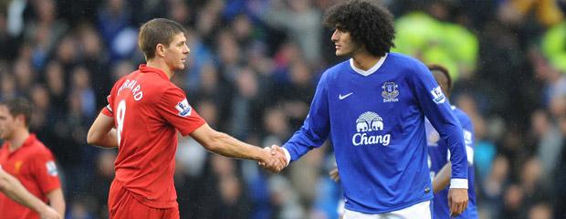 Everton et Liverpool dos à dos dans le derby de la Mersey
