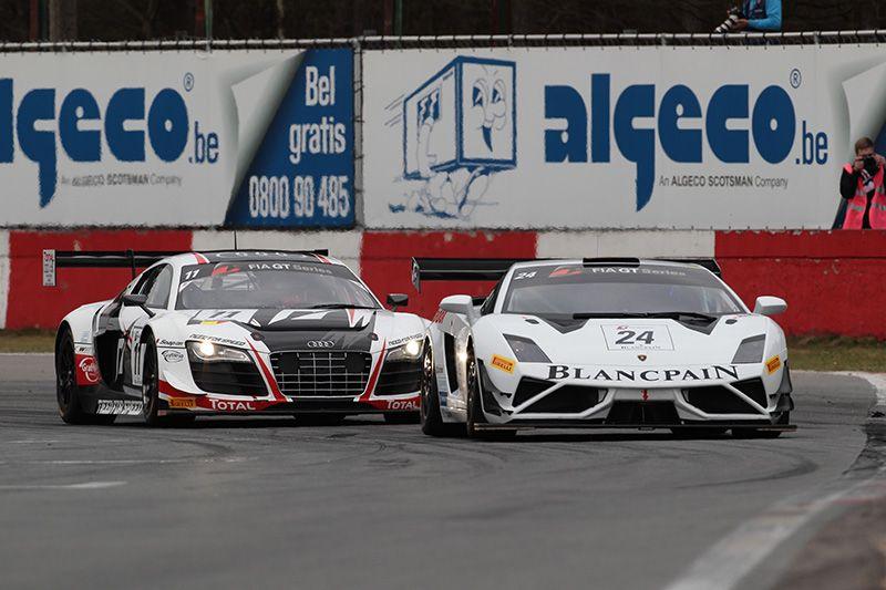 FIA GT / Zolder : Kox/Rosina prennent le taureau par les cornes
