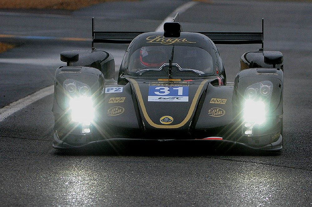 Le Mans : les Lotus T128 saisies !