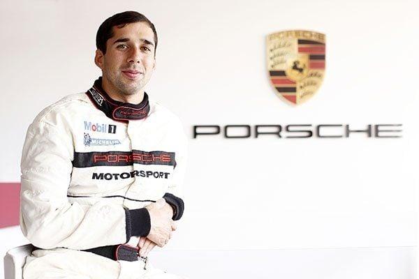 Le Mans : Jani rejoint la famille Porsche en 2014