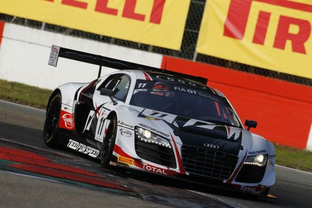 FIA GT / Zolder : WRT et Ortelli s'offre la course qualificative