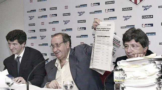 El Tribunal de Cuentas embarga 499 acciones a Presidencia Atlético de Madrid S.L