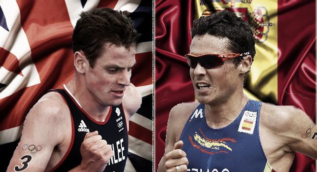 Gran Final de las Series Mundiales de Triatlón: Jonathan Brownlee - Gómez Noya