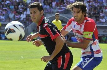 La casualidad del gol en Granada