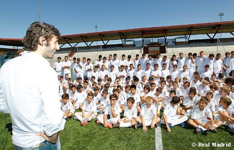 """Esteban Granero: """"Llevar la camiseta del Real Madrid es un orgullo"""""""