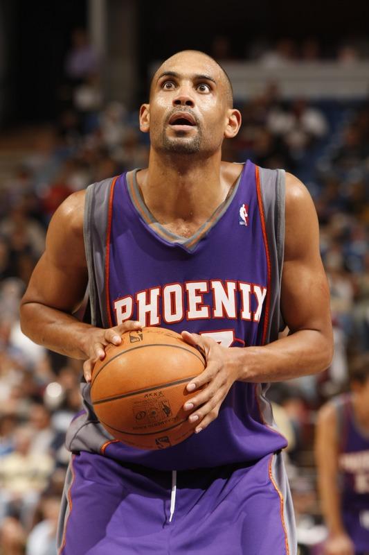 Grant Hill llega a un acuerdo con Los Angeles Clippers