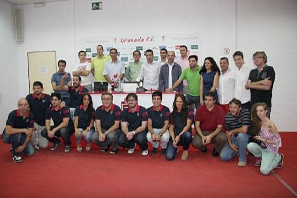El Granada CF presenta su grupo multimedia para la próxima temporada