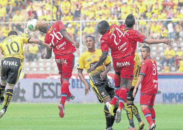 El partido más jugado en el Campeonato Ecuatoriano de Fútbol