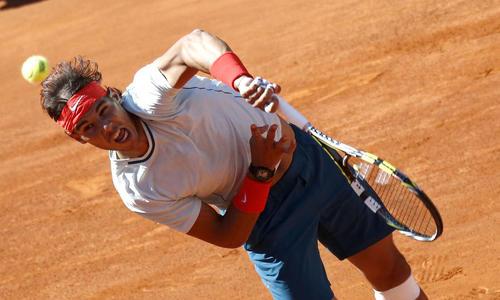 Rome : Nadal a tremblé, Nadal a vacillé mais Nadal a gagné