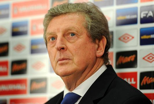 England squad named, Hodgson at the ready