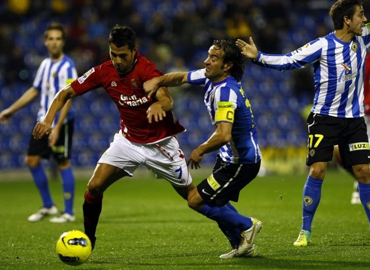 El Hércules quiere hacer borrón y cuenta nueva ganando en Gran Canaria