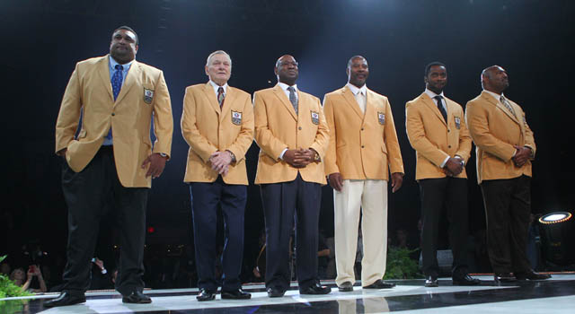 El Hall of Fame recibe a su Clase de 2012