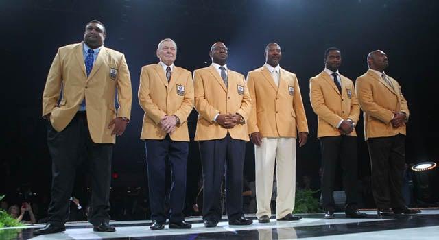 El Hall of Fame recibe a su Clase de 2012