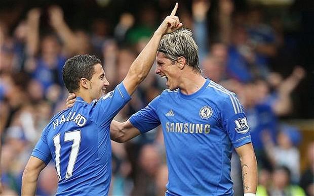 Torres y Hazard derriban a un decepcionante Newcastle