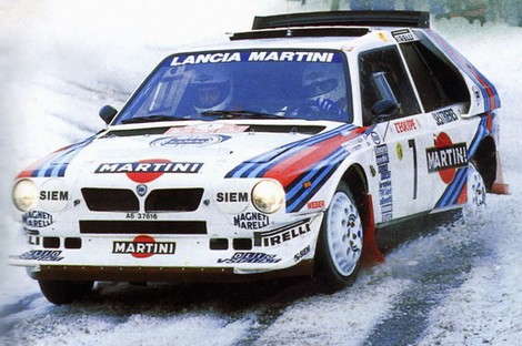 1973-2013 : 40 ans de WRC, 40 ans de passion