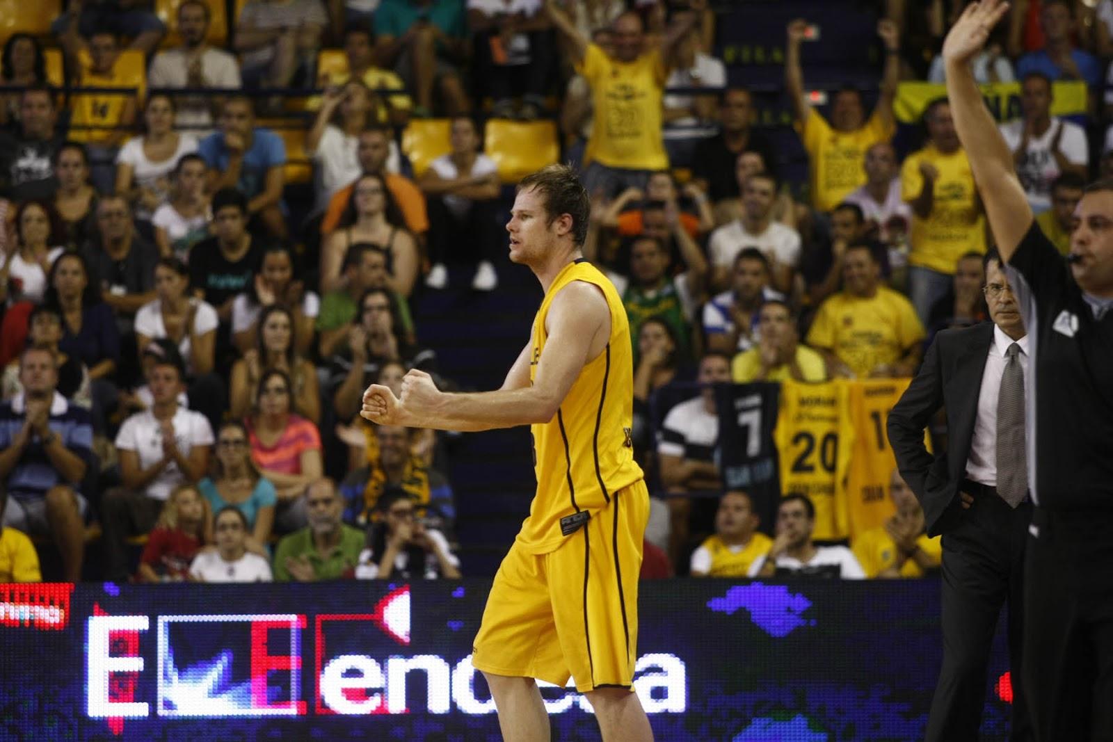 Gran Canaria se lleva el derbi isleño, y el CB Canarias no conoce aún la victoria