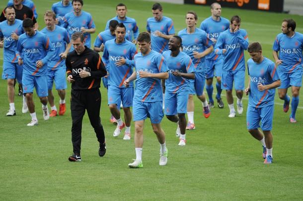 Países Bajos puede decir adiós a la EURO en caso de una derrota ante Alemania