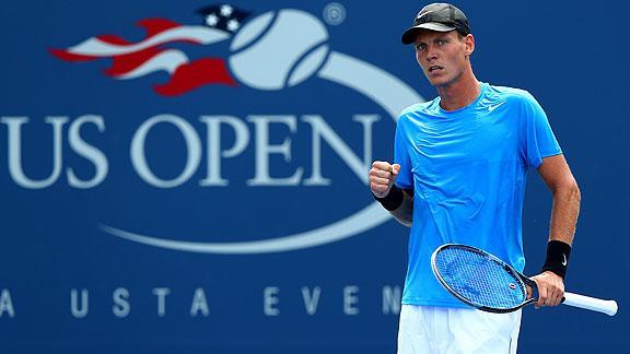 US Open: Berdych gana y se las verá con Almagro