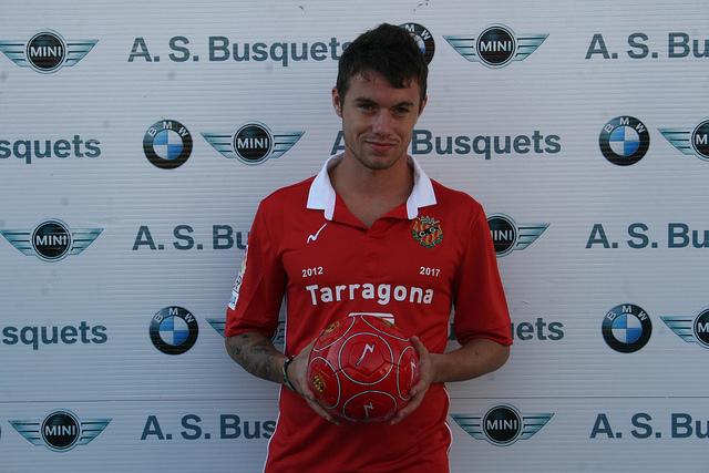 Hugo Bargas rescinde contrato con el Nàstic
