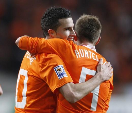 Huntelaar lucirá el nueve Oranje
