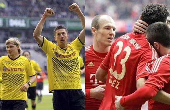 Dortmund y Múnich: Primer desafío