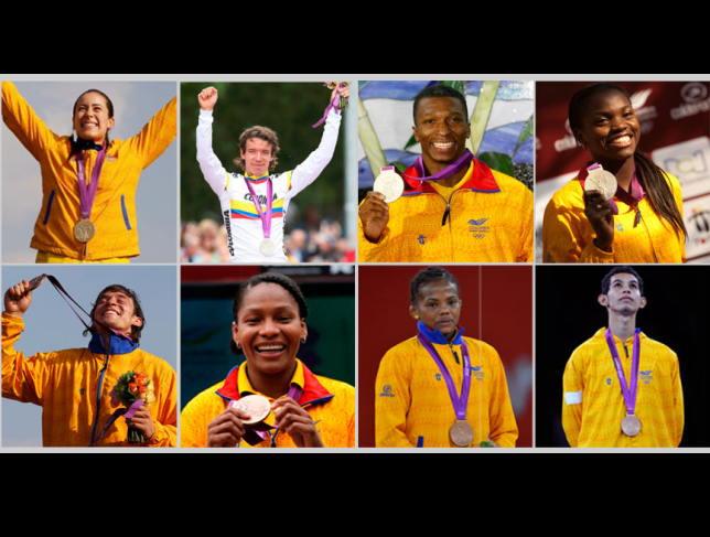 Los ocho que conquistaron al mundo