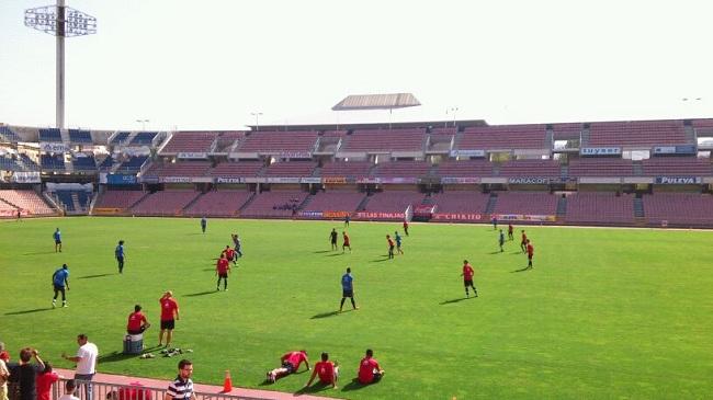El Granada prepara su debut en liga goleando a sus filiales