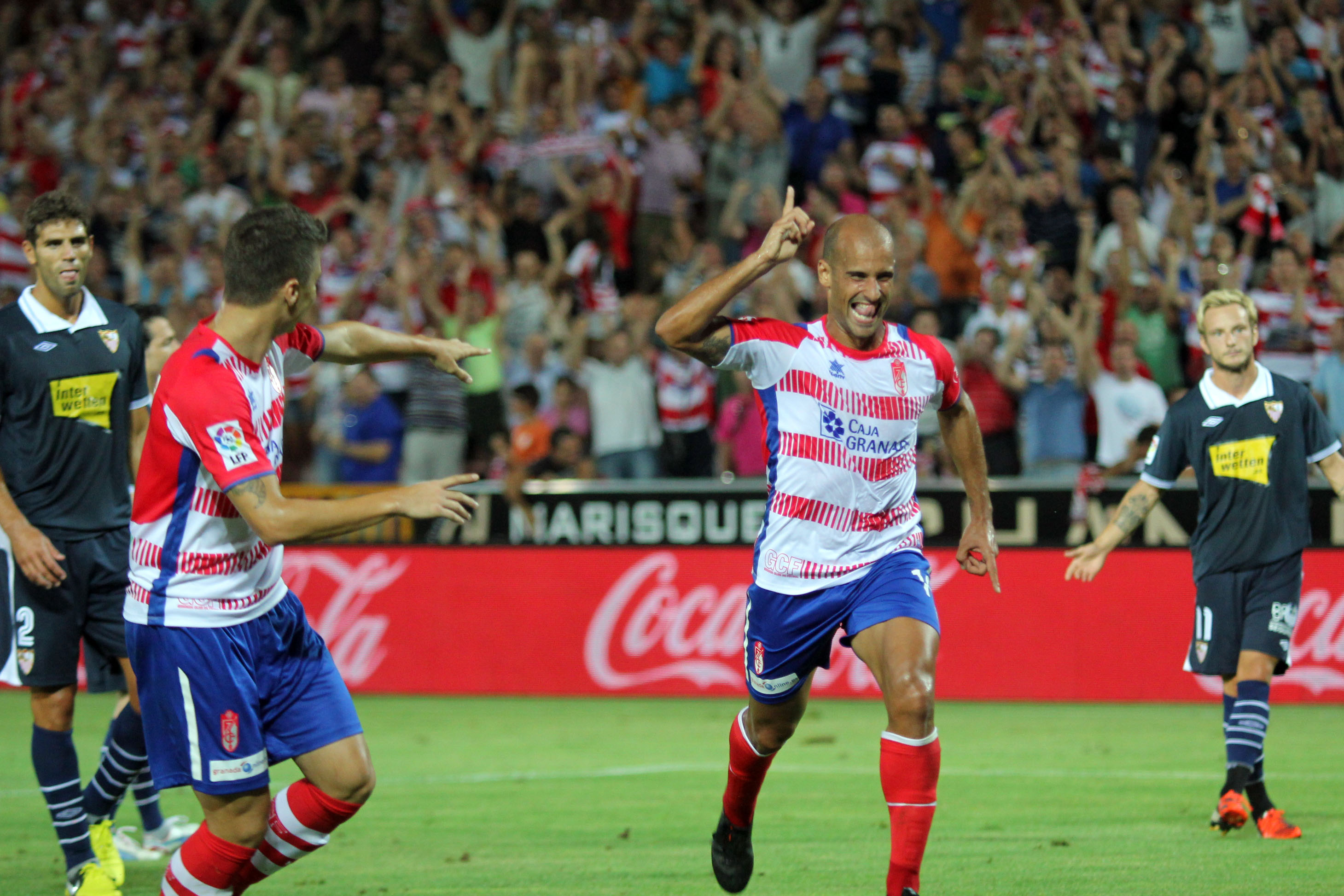 El Granada fue mejor y 'punto' (1-1)