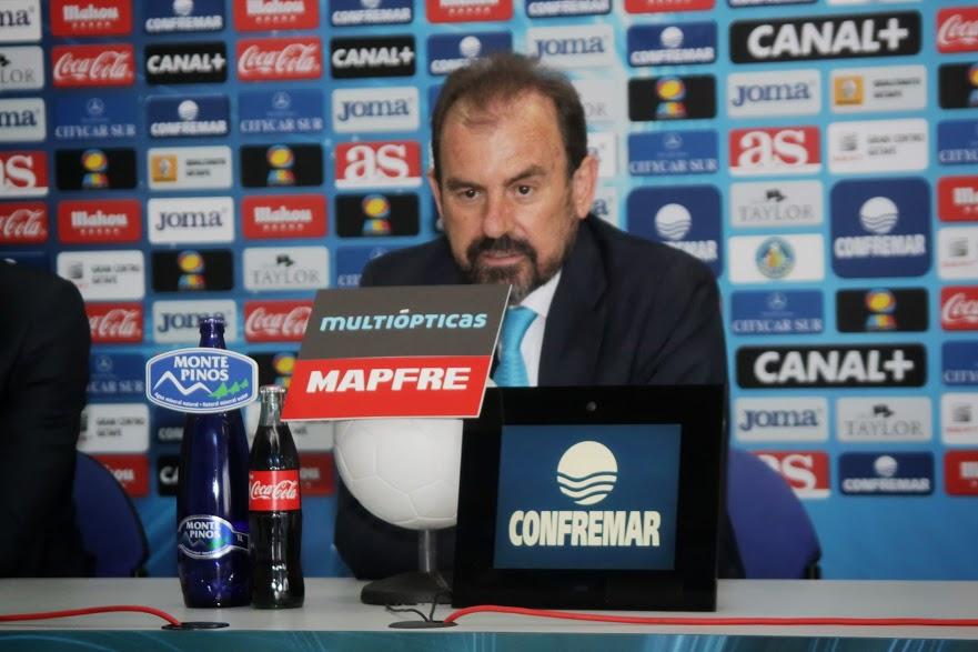 """Ángel Torres: """"Hay muchos clubes interesados en jugadores nuestros, lo que no hay es dinero"""""""