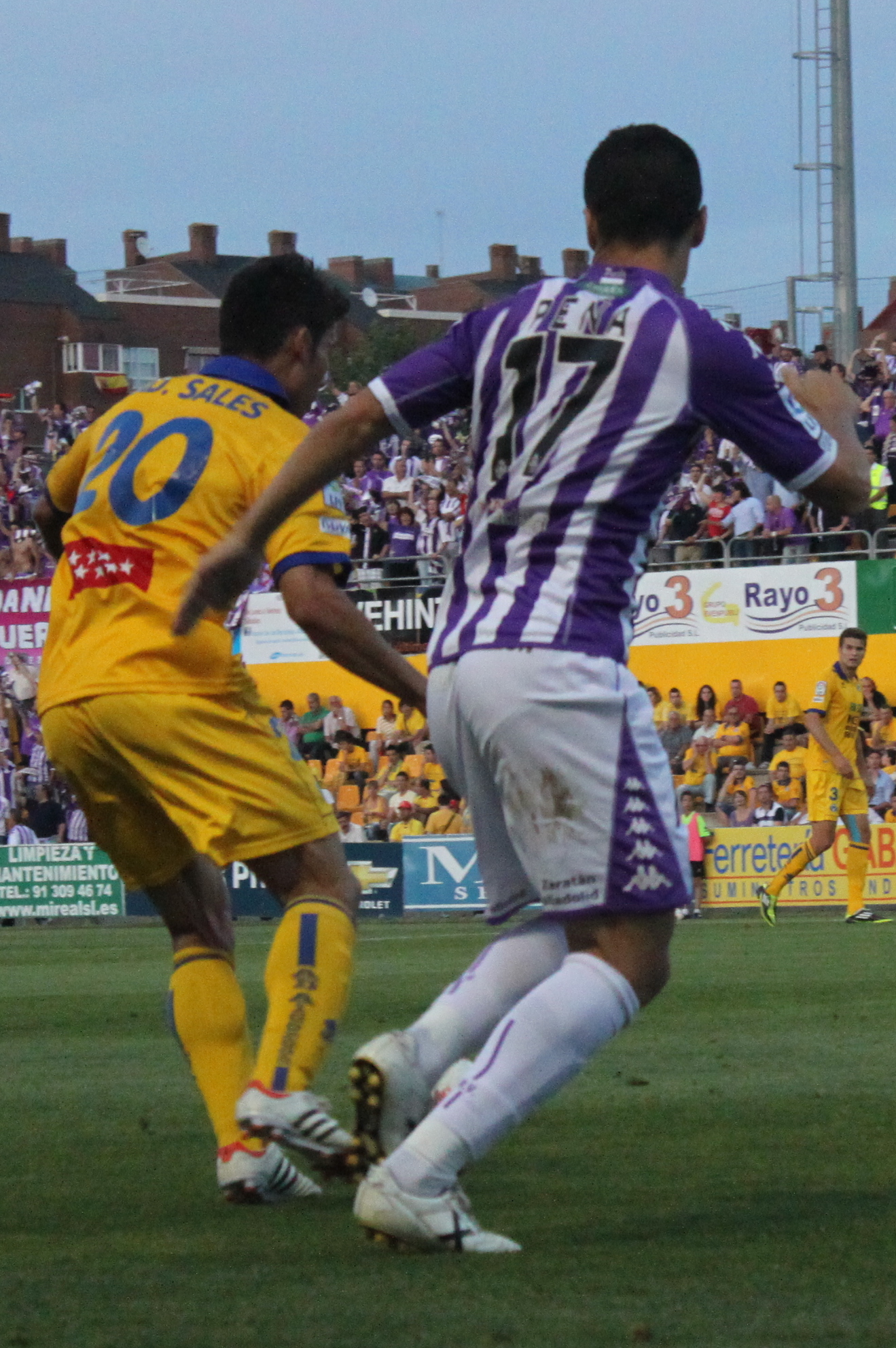 El Alcorcón se queda a un gol de Primera