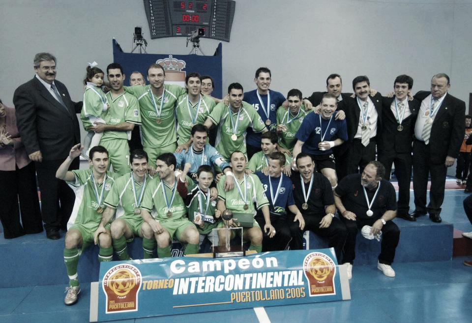Serial Copas Intercontinentales de Inter Movistar - 2005: Comienzo del reinado