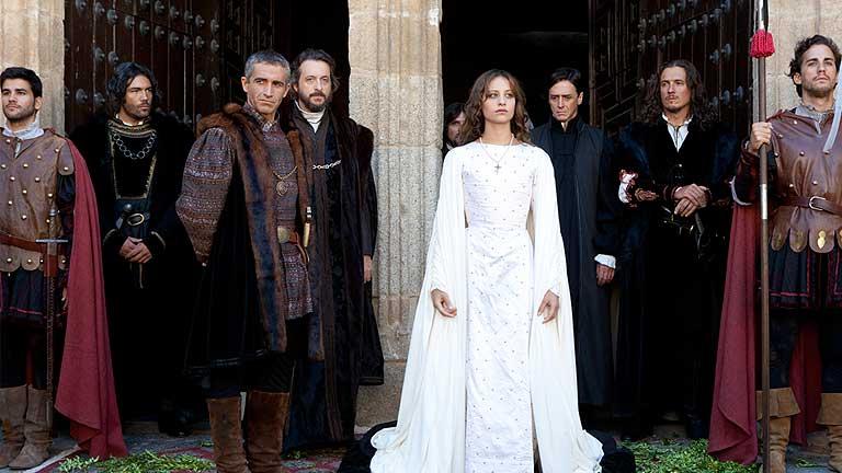 """Esta noche TVE emite el último capítulo de """"Isabel"""""""