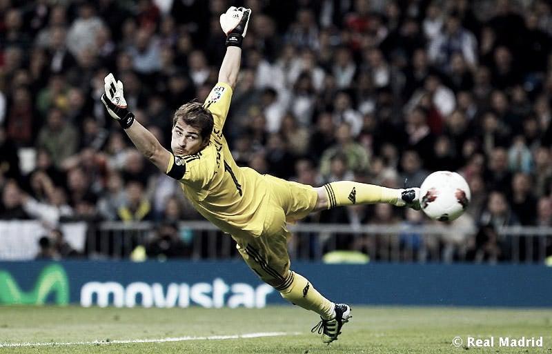 Real Madrid 2012/13: Iker Casillas