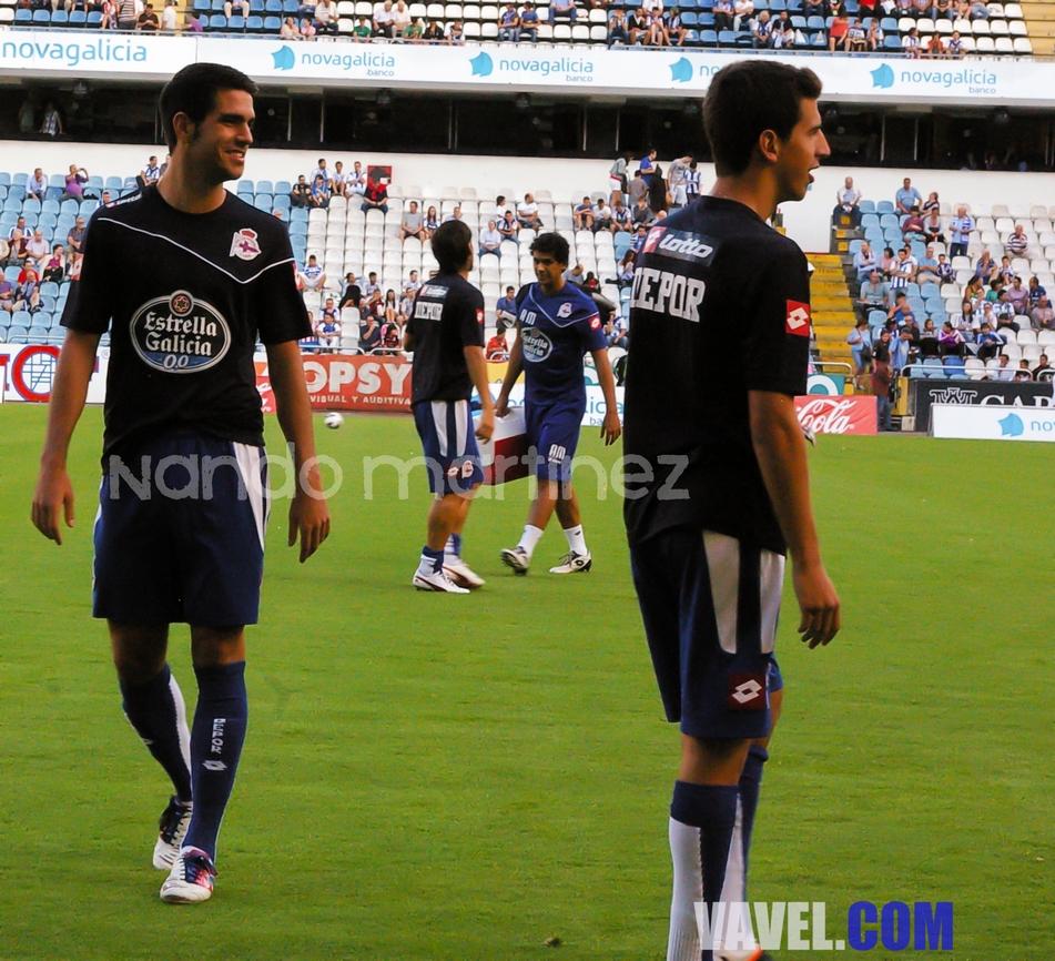 Pablo Insua ambicioso con la Sub-20