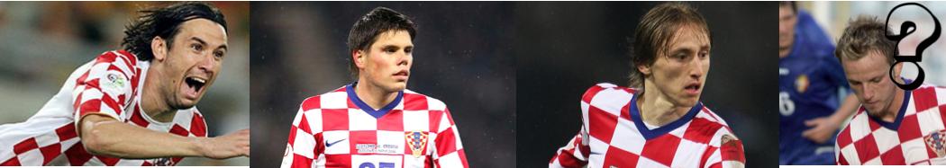 Croacia y su mediocampo: todo gira en torno a Modric