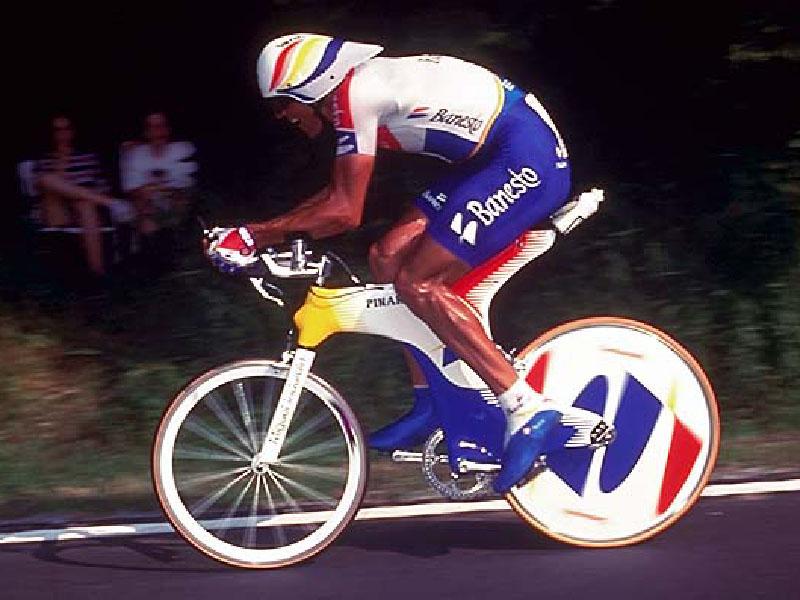 La espectacular Dauphiné del 96