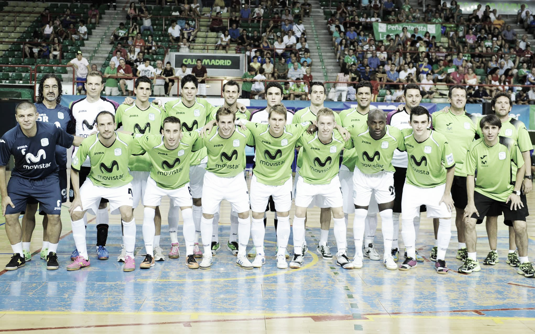 (GUIA LNFS) Inter Movistar 2012/2013
