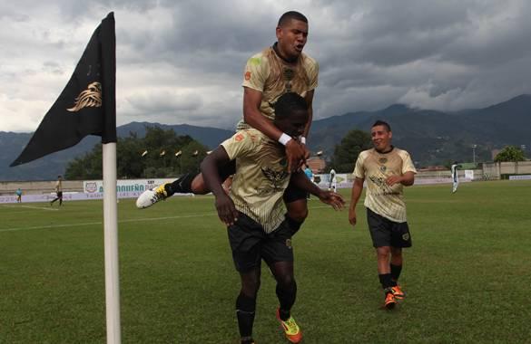 Itagüí con lo mínimo venció a Boyacá Chicó