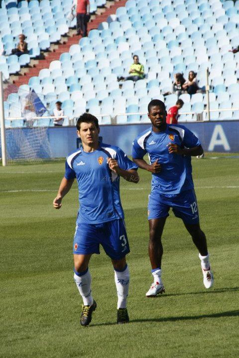 """Javier Paredes """"Cada partido es un toque para el equipo"""""""