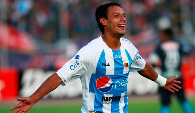 Juan Gonzalo Lorca ya entrena con su nuevo club, Rangers de Talca.